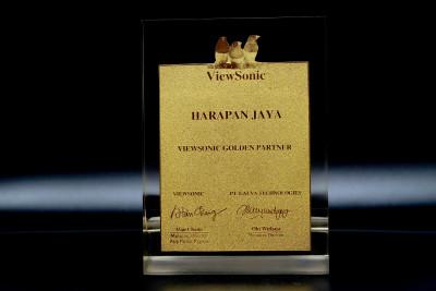 ViewSonic Golden Partner Award