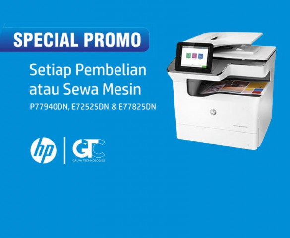 Spesial Promo : GRATIS 1 Unit Printer sampai bulan Juni 2021