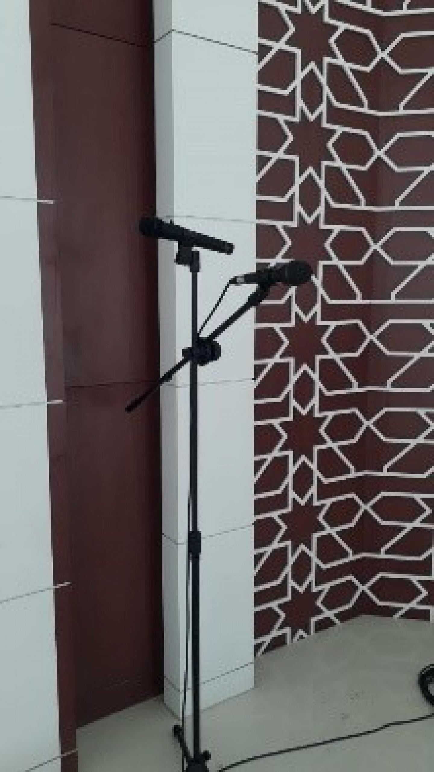 TOA Public Address System at Yogyakarta International Airport
